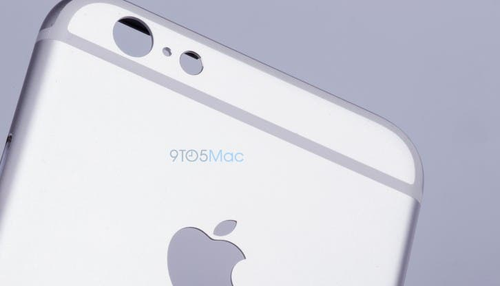 9to5mac iPhone 6s Kamera