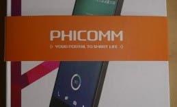 Phicomm Passion Gerät ausgepackt (1) klein