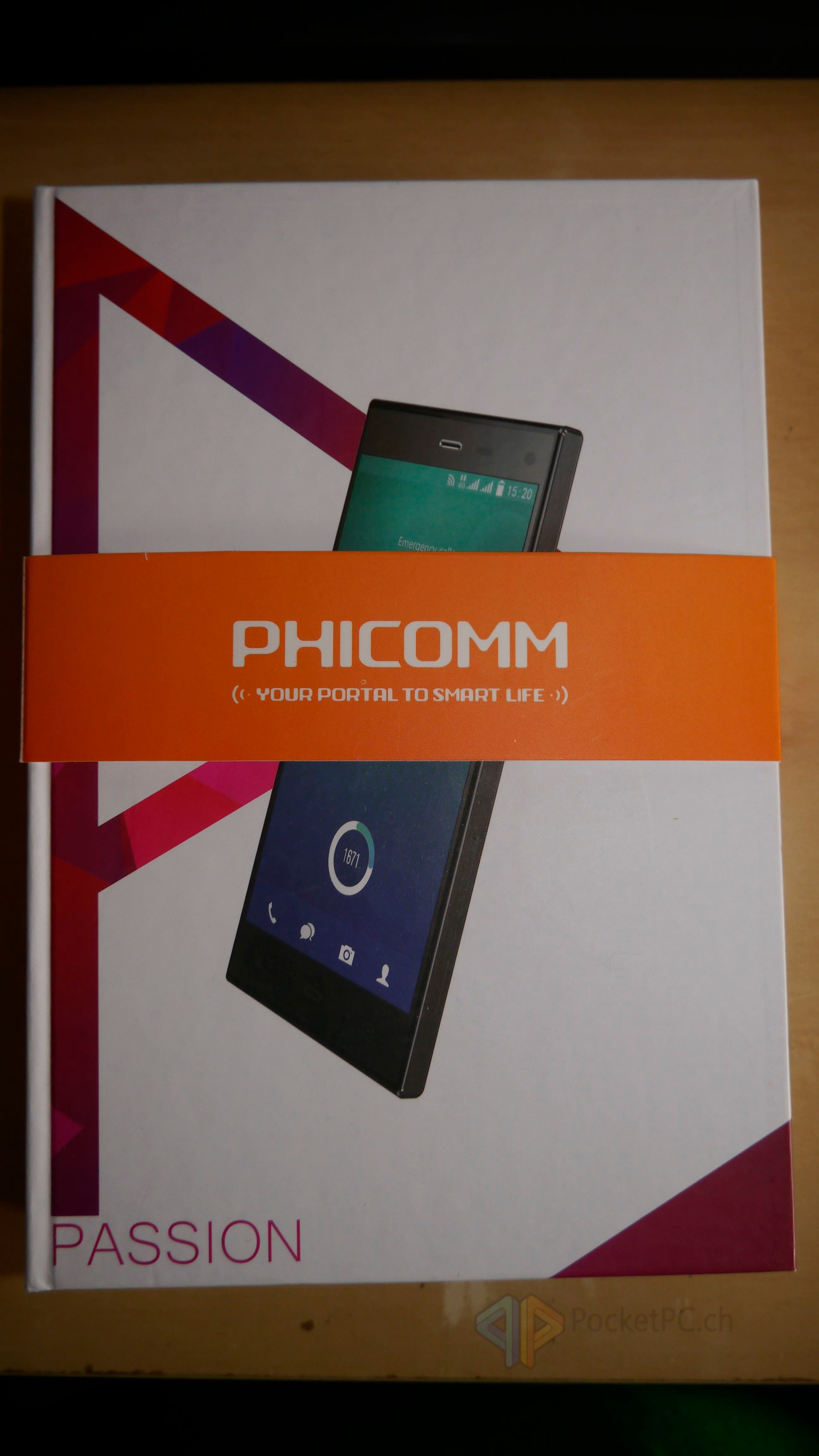 Phicomm-Passion-Gerät-ausgepackt-1 Review: Phicomm Passion im Test