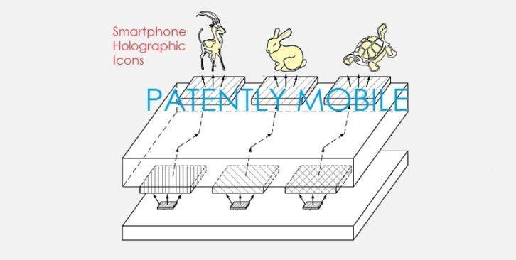 samsung-patent-hologram