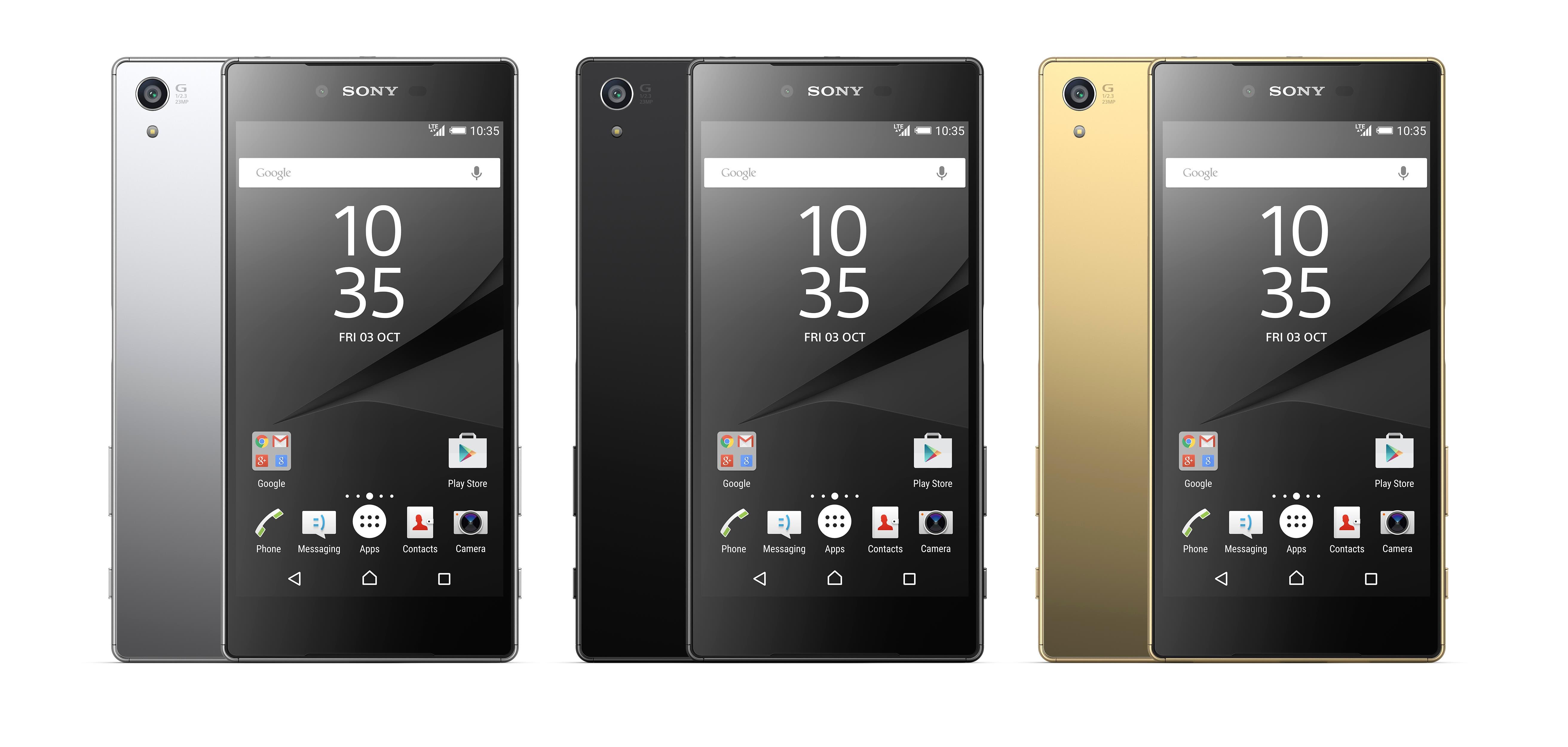 03.-Xperia_Z5_-_Colour_Range Sony Xperia Z5: Android 6.0 wird für alle Modelle in Japan bereits ausgerollt