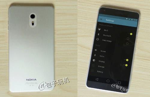 Nokia C1 Android Leak