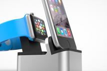 Everdock mit Dock für Apple Watch