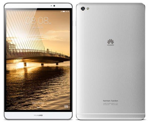 IFA 2015: Huawei stellt Y5, Y6 und MediaPad M2 8.0 vor ...