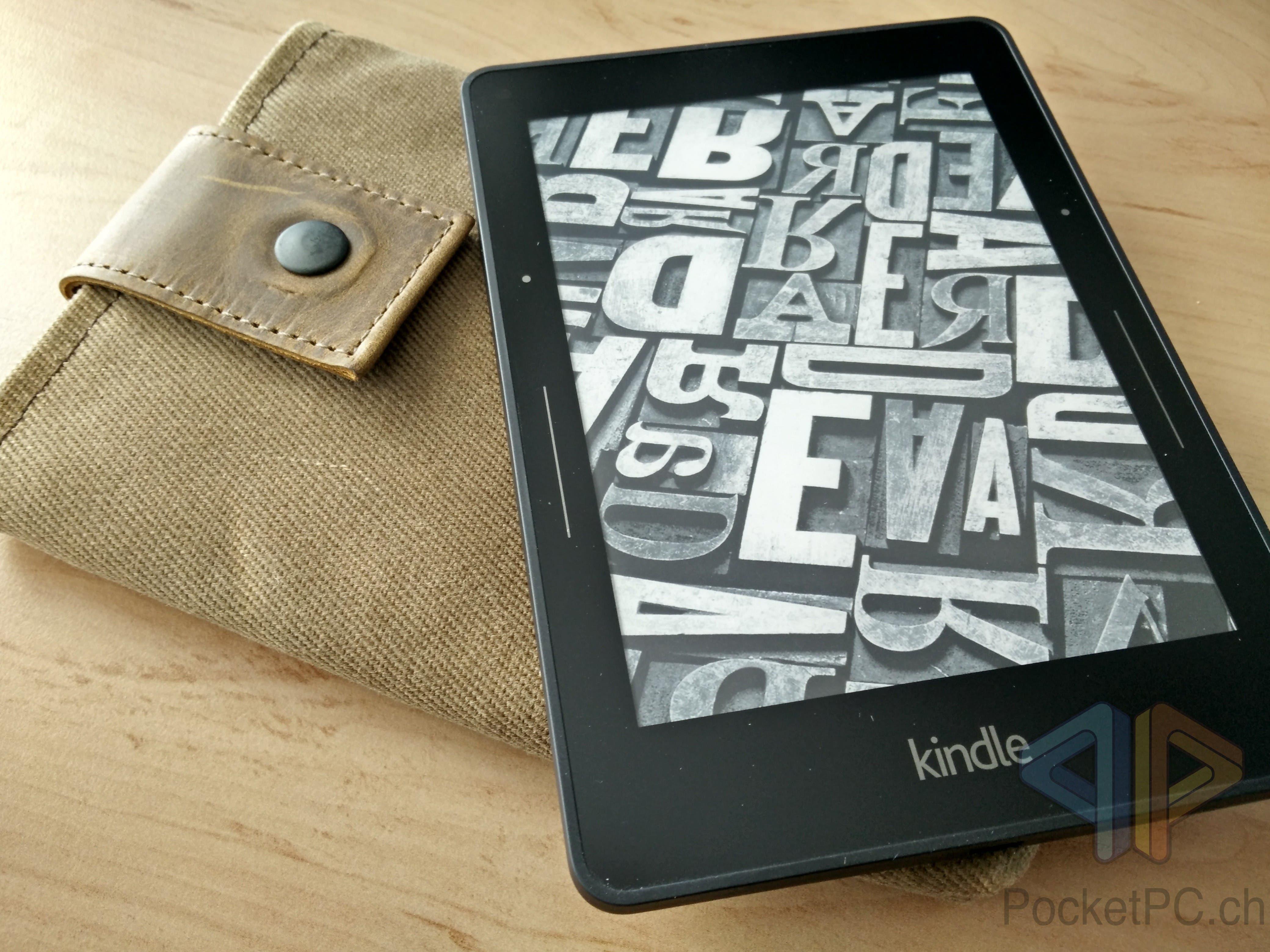 Review: Outback Slip Case für KindleVoyage im Test