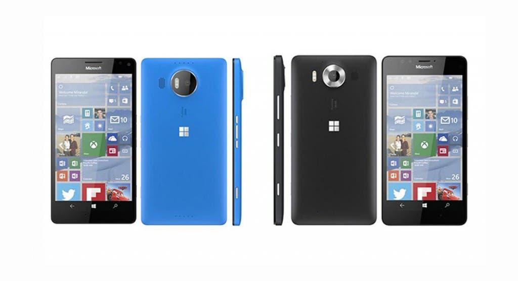 Lumia 950 und Lumia 950 XL