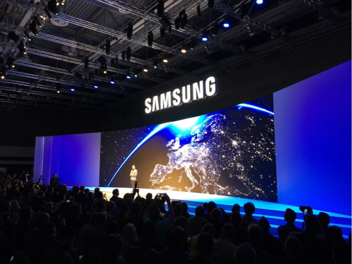 IFA 2015 Samsung Pressekonferenz