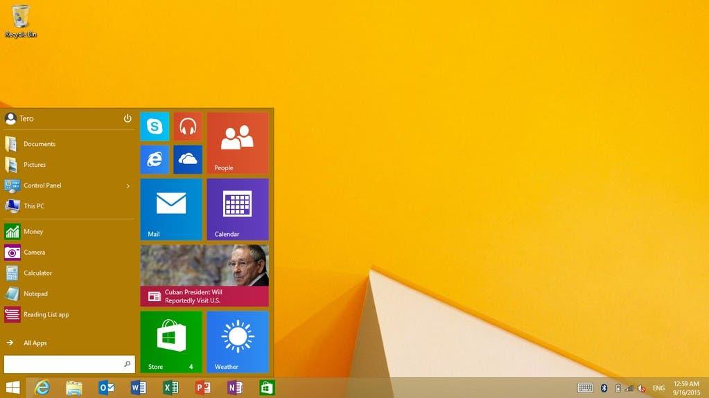 Windows RT Update 2