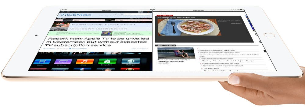 iPad pro 9to5Mac