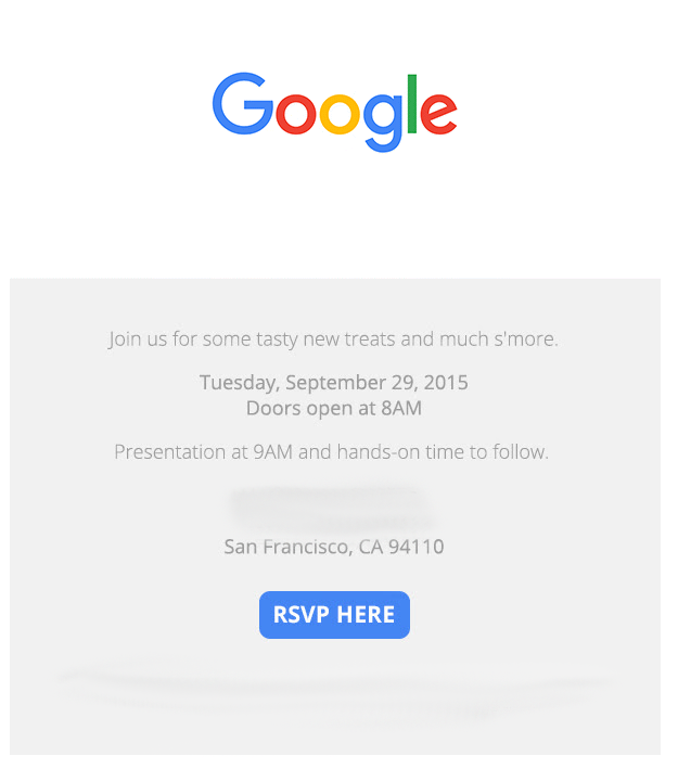 http://www.androidpolice.com/2015/09/18/google-sends-out-invites-for-event-on-september-29th-in-san-francisco-of-course-its-nexuses-and-probably-more/