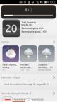 Ubuntu Smartphone Screenshot