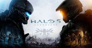 Halo 5 Guardians Title Poster
