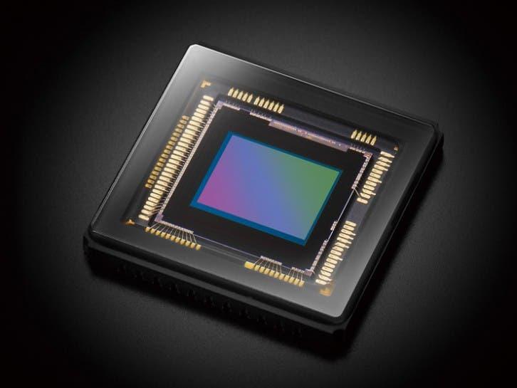 Sony DSC-HX1 CMOS Sensor