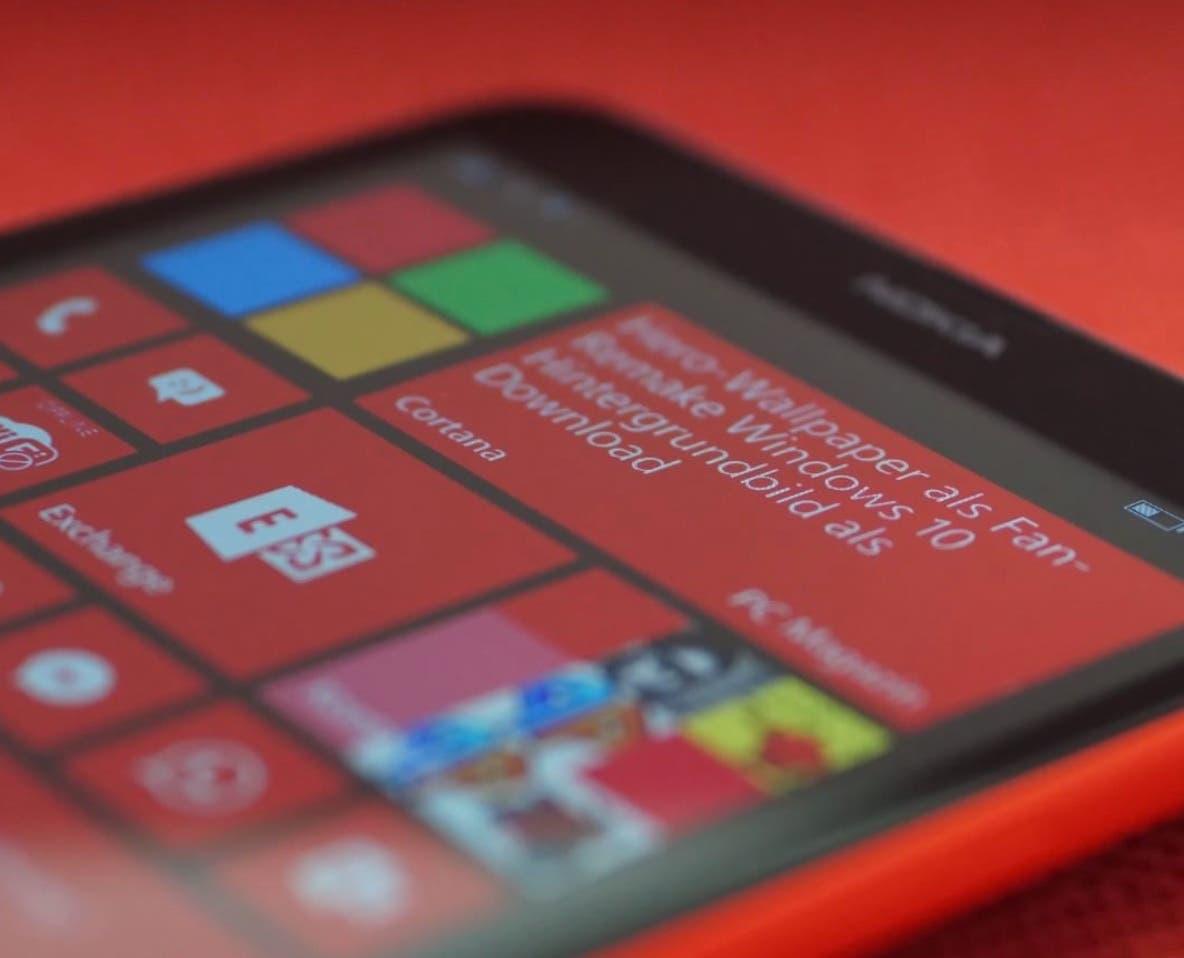 Lumia Windows