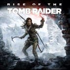 Rise of the Tomb Raider Splash Screen