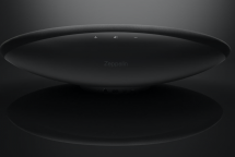 Rückseite des Zeppelin Wireless