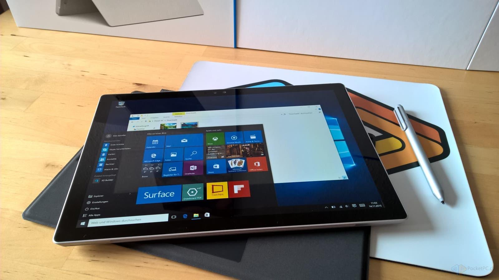 WP_20151114_11_03_48_Pro_LI Review: Microsoft Surface Pro 4 im Test