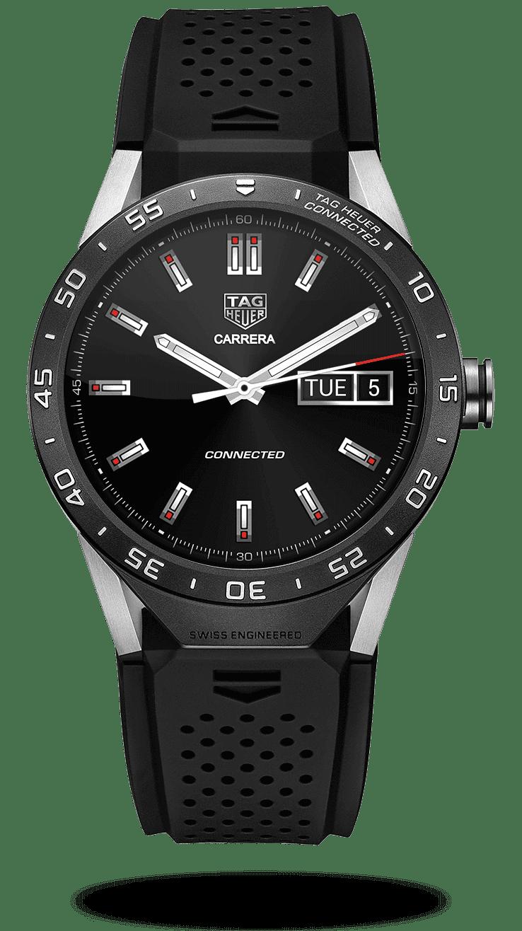 Neue TAG Heuer Smartwatch für Mai 2017 geplant