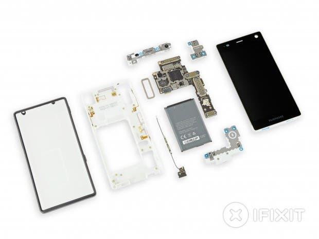 Fairphone 2 bei iFixit