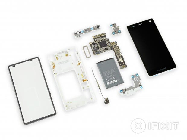 Fairphone 2 bei iFixit