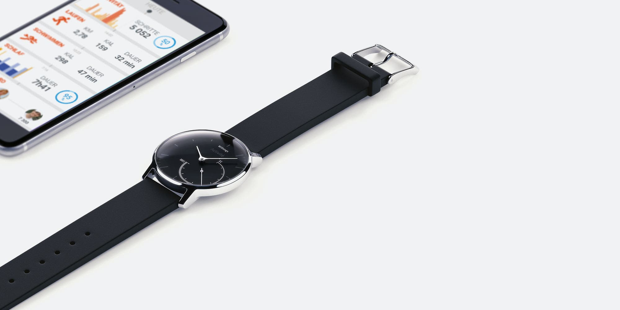 Withings Activité Steel vorgestellt