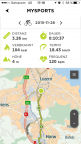 Screenshot iOS App TomTom