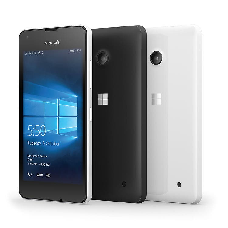 Lumia-550 Product Picture