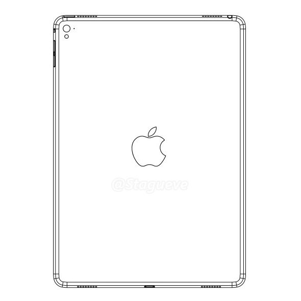 Apple iPad Air 3 Schema