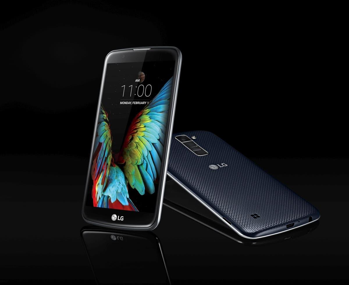 Bild_LG-K-Series-K10_1 CES 2016: LG K10 und LG K7 Smartphones vorgestellt