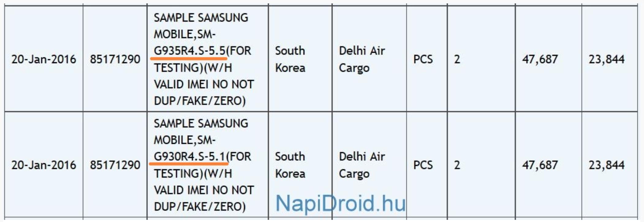 galaxy-s7-display-size Samsung Galaxy S7: Displaygrössen bestätigt?