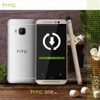 HTC One M9 Android 6.0