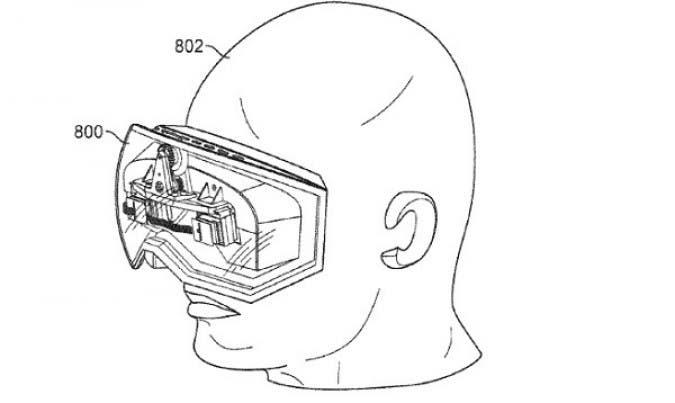 Apple 3D-Brille