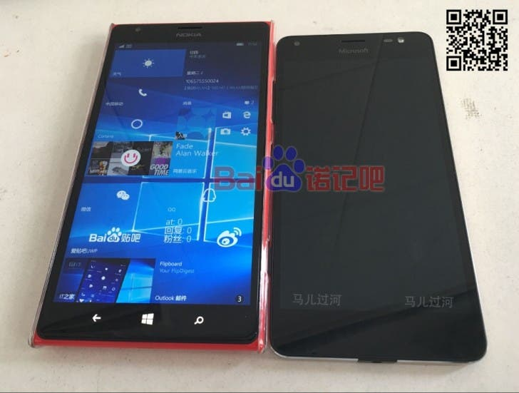 Lumia 650 XL Leak