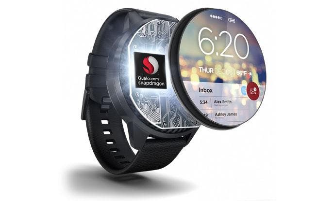 Snapdragon Wear 2100