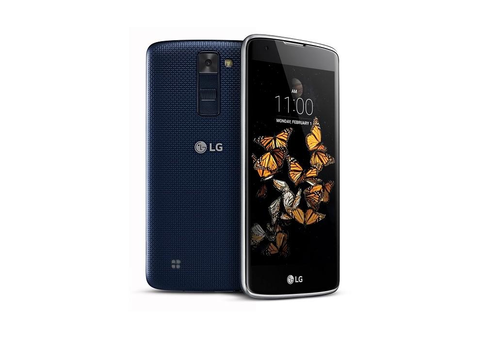 LG-K8-LTE LG präsentiert LG K8 LTE