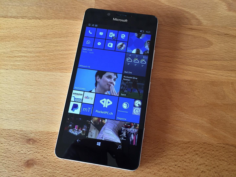Lumia-950-6 Second View: Das Lumia 950 im März 2016
