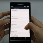 Blackberry Android 6.0