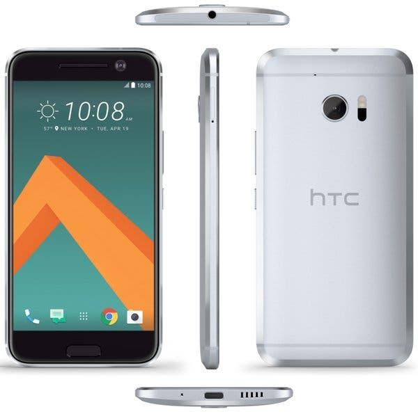 HTC 10 Press