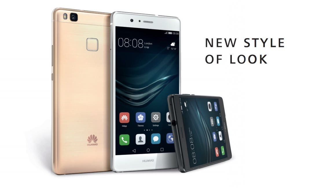 Huawei P9 Lite Press