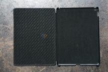 Aufgeklapptes Stilgut Couverture Case ohne iPad Pro