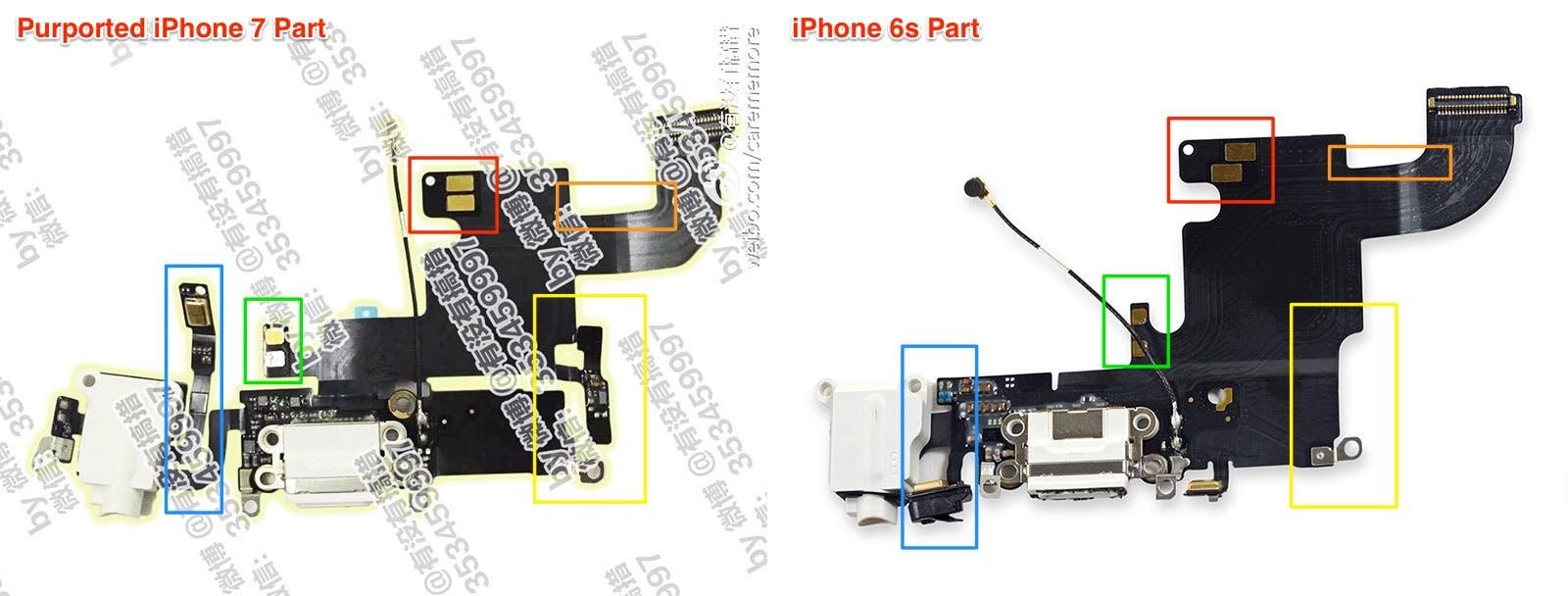 iPhone 7 Kopfhöreranschluss