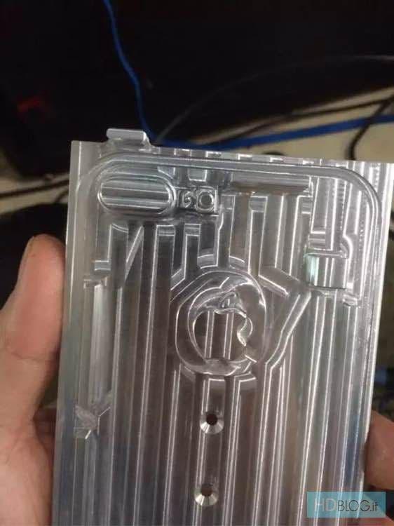 iPhone 7 Form Leak