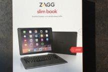 Verpackung des ZAGG slim book-Case