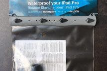 aquapac iPad Pro