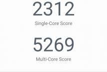 OnePlus 3 Geekbench 3