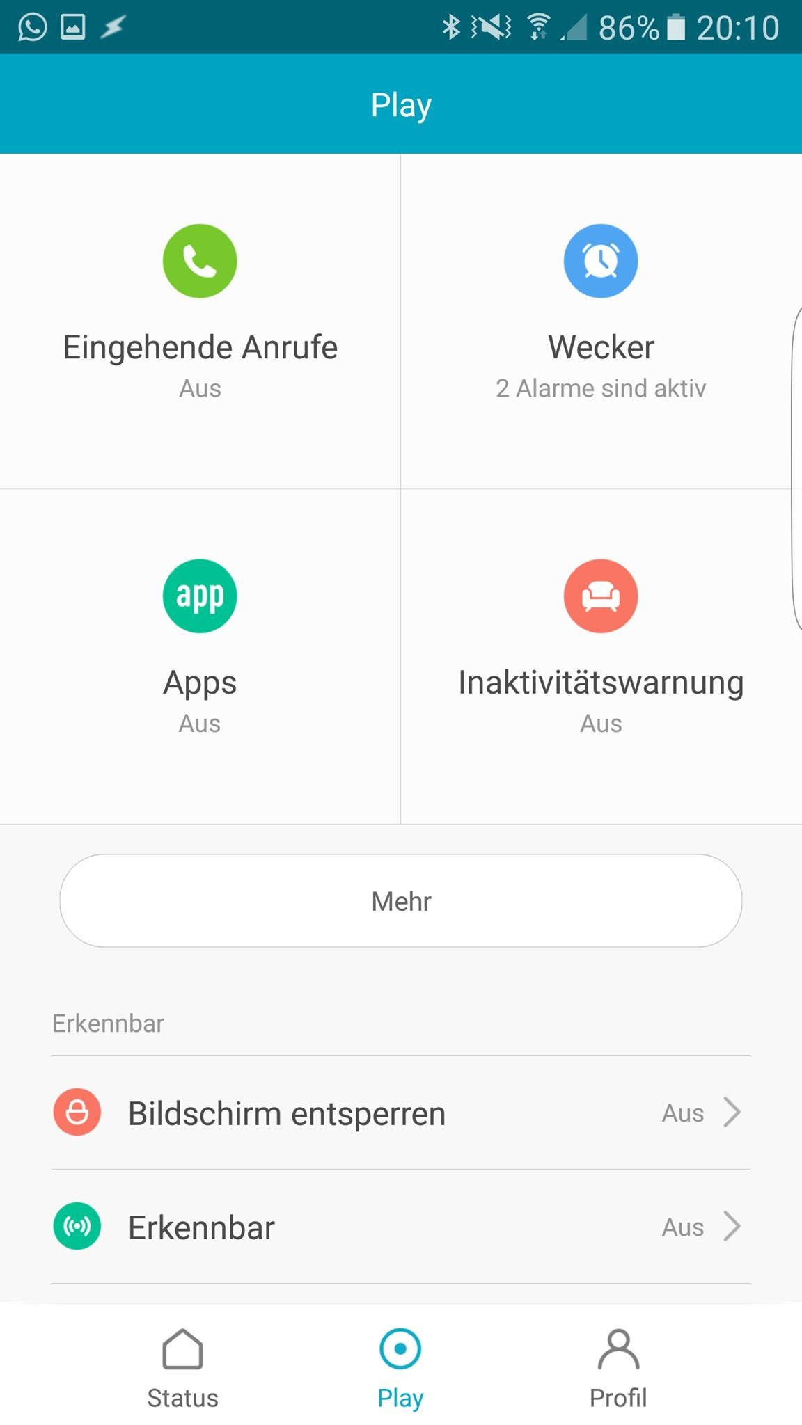 Review Xiaomi Mi Band 2 Fitnesstracker Im Kurztest