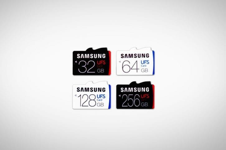 UFS Speicherkarte Samsung