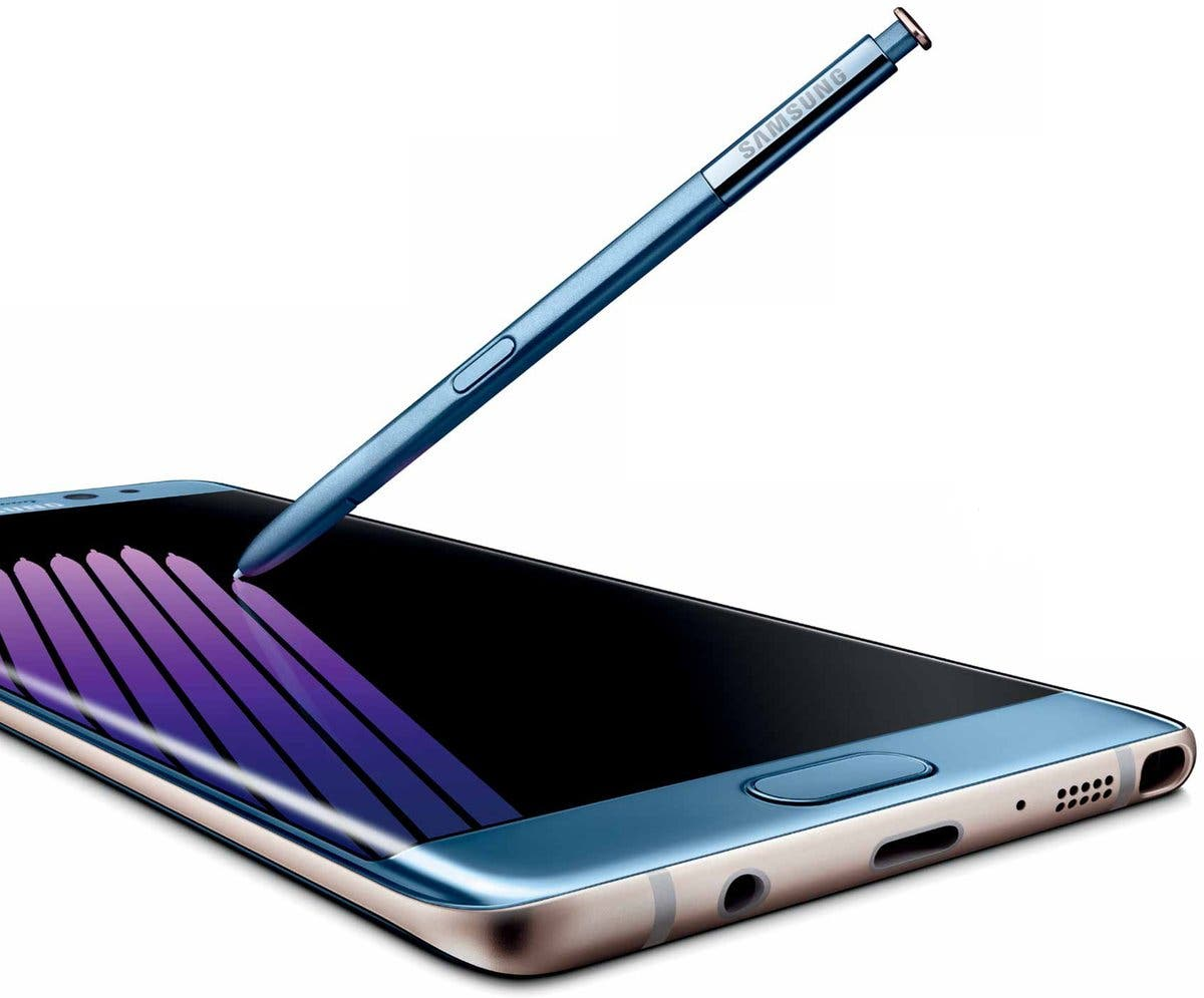 Galaxy Note 7 Press