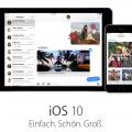 iOS 10 Beta