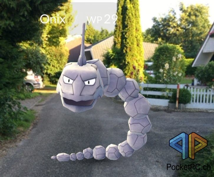 Pokemon GO Onyx
